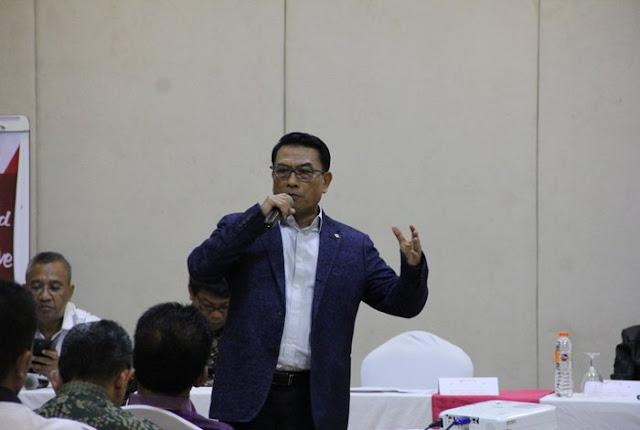 Demokrat: Kader dari Daerah Temui Moeldoko Diundang, Dibayari Tiket hingga Hotel