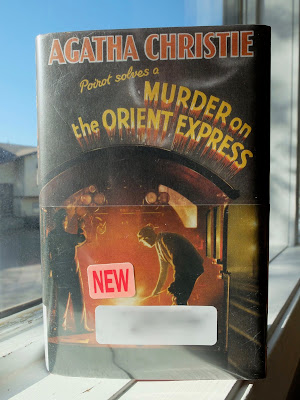 Murder on the Orient Express by Agatha Christie | Two Hectobooks