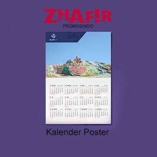 Cetak Kalender Poster