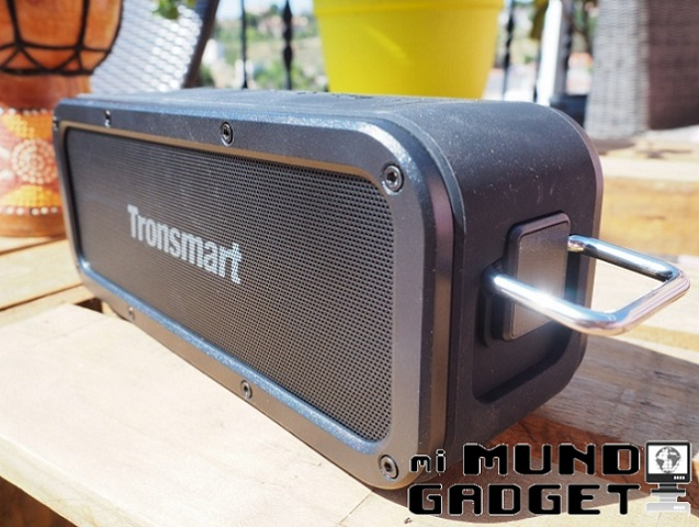 Tronsmart Force: potencia de sonido de 40W