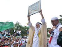 Seikh Nasif Nashir Ahmad 'Abdallah: Al Aqsa Bukan Milik Orang Palestina dan Arab