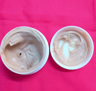 Review Chocolate BODY BUTTER by Aroma Essentials Swatches