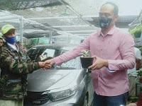 Wow, Warga di Depok ini Rela Tukar Mobil Honda Brionya Dengan Tanaman Hias Janda Bolong!