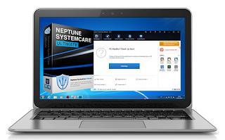 أفضل برنامج لتسريع وتنظيف وإصلاح مشاكل الحاسوب Neptune SystemCare Ultimate 2.1.7.439