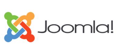 Joomla blogging platform image