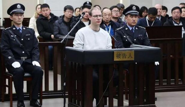 Cam Gillespie viene processato da un tribunale cinese