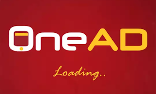 How to Earn money on OneAd android app.