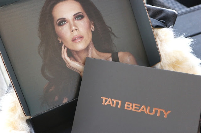 Tati beauty Textured neutrals