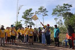 Geotrail Mission Run: Olahraga sambil Belajar Geopark