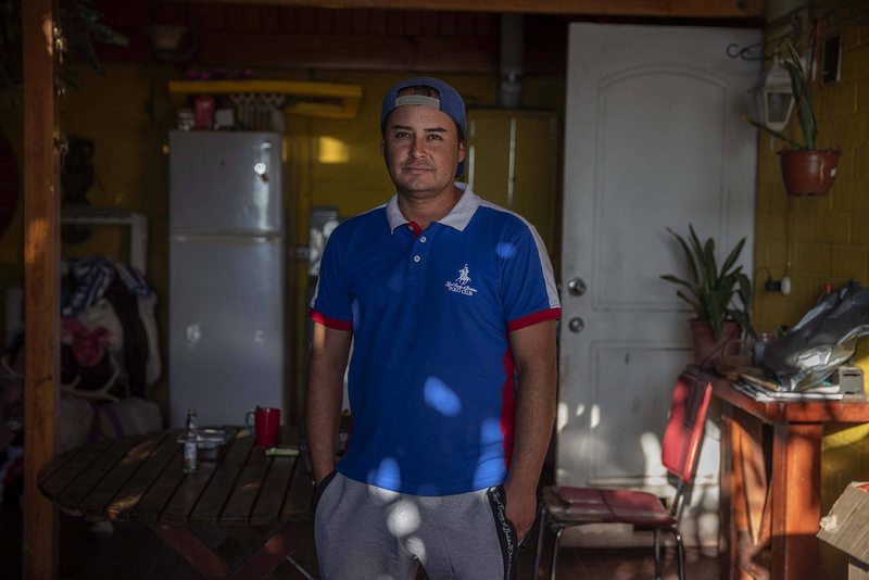 Matrimonio cuenta detalles de la irrupción de Carabineros en el motel