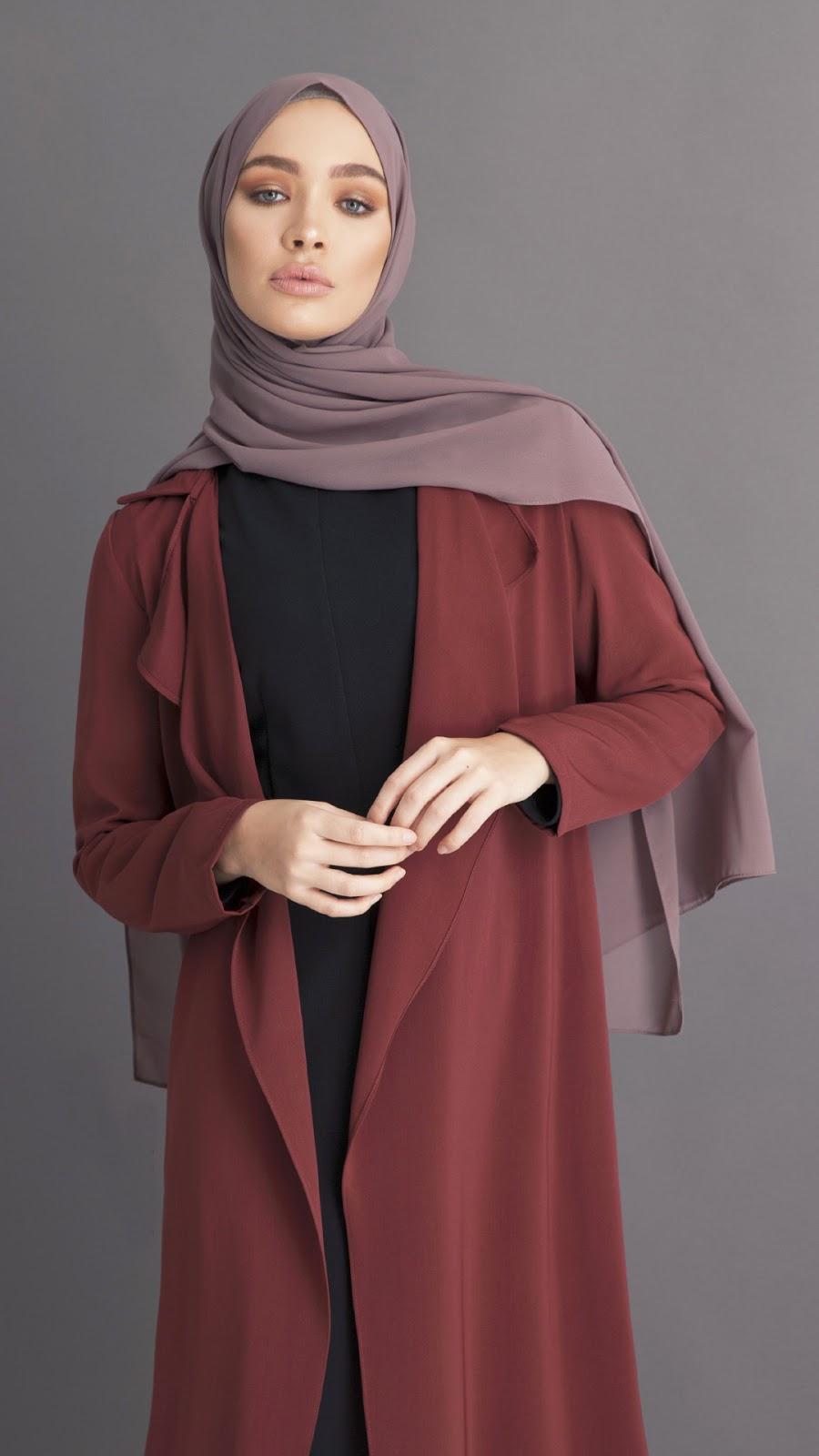 wallpaper muslimah terbaru alis cantik dan manis Hijab dan jilbab