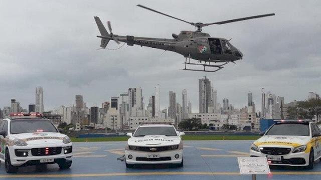 Porsche, Camaro e Mercedes