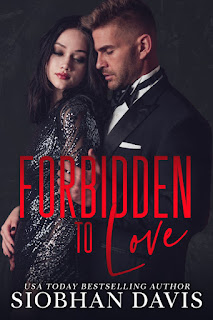 Forbidden To Love by Siobhan Davis Cover Kindle Crack