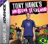 Tony Hawk's American Skateland (BR)