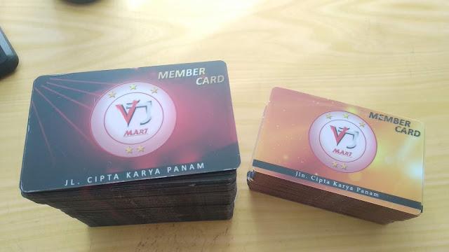 Member Card Mini Mart