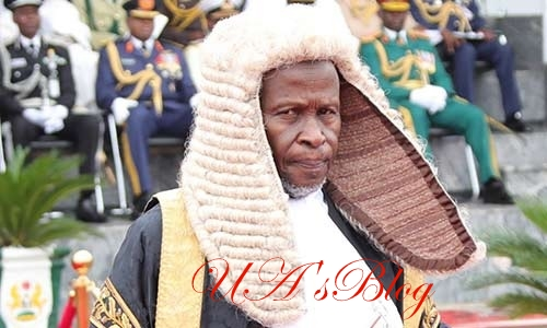 BREAKING: CJN Tanko Muhammad tests positive for COVID-19