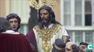 Vídeo de la Sagrada Cena entrando en la SI Catedral en la Semana Santa Cádiz 2019