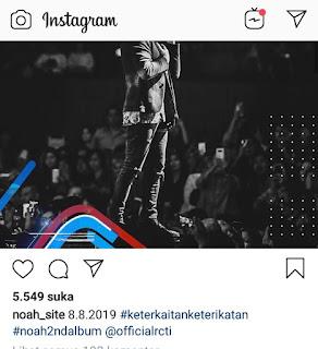 tanggal album keterkaitan keterikatan noah band indonesia rilis