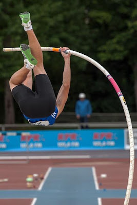 Olahraga Lompat Galah