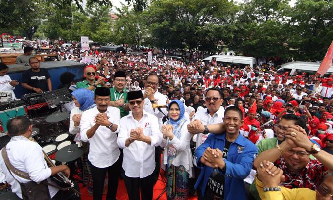 Demokrat Instruksikan Usungan di 12 Daerah Sosialisasikan IYL-Cakka