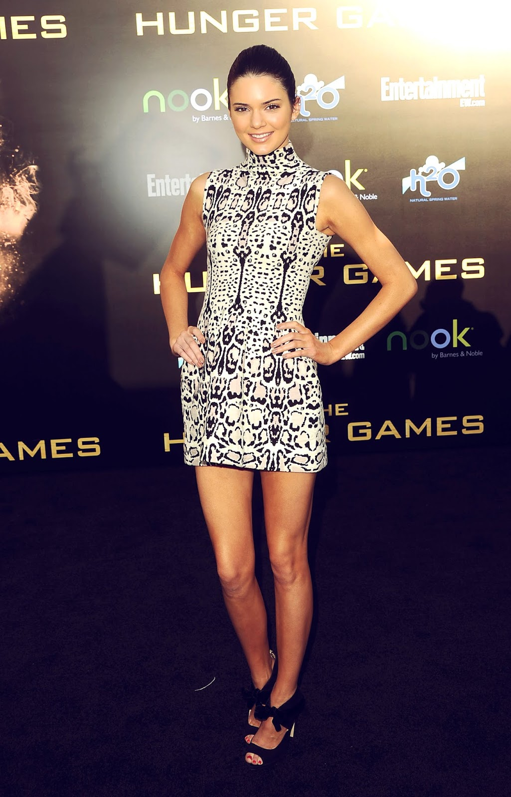 34 - At The Hunger Games Los Angeles Premiere on March 12, 2012