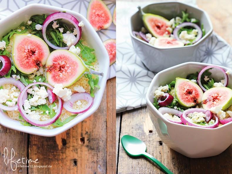 lifetime feigen feta salat mit couscous. Black Bedroom Furniture Sets. Home Design Ideas