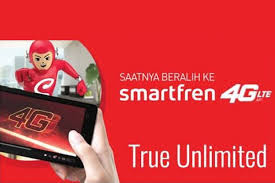 Kuota Internet Unlimited Smartfren