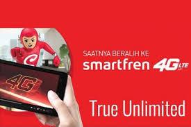 Kuota Internet Unlimited Smartfren