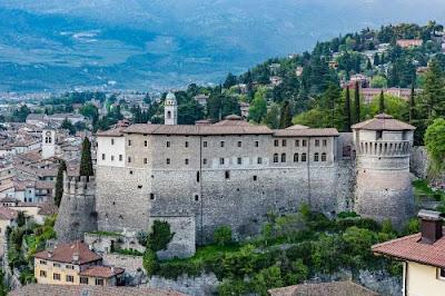 Il Castello di Rovereto (Trento) una tappa per le tue gite e vacanze in Trentino