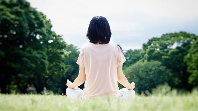 仕事に禅的思考を取り入れ、ストレスを解消 イメージ