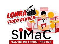 Juknis Lomba Video Pendek Santri Milenial Centre (SIMAC)