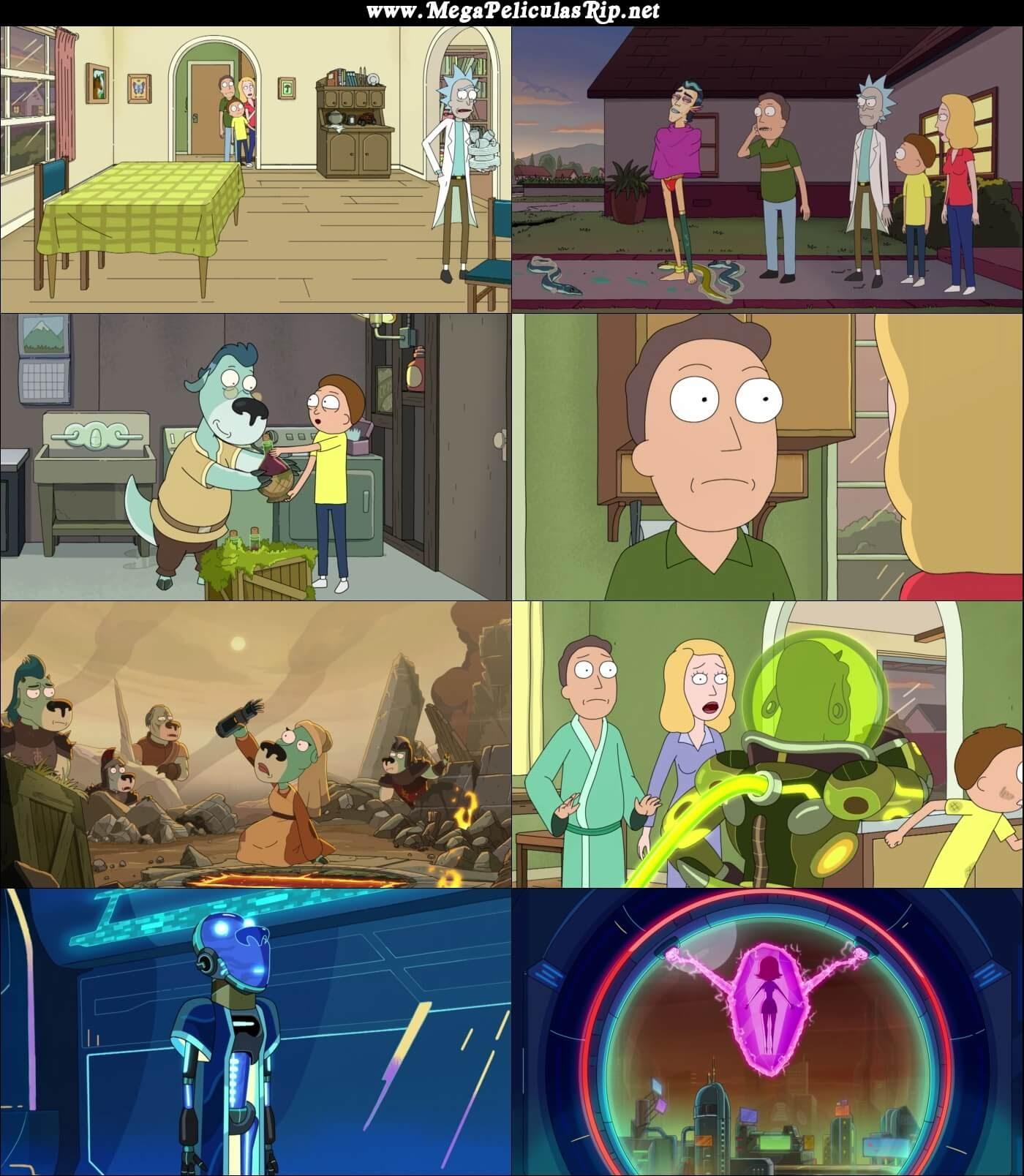 Rick Y Morty Temporada 5 1080p Latino