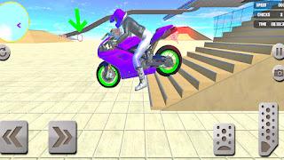 Impossible Bike Stunt Racing 2019 - apk download | Bike Games | Gadi wala game | Bike Mega Ramp