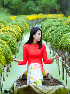 Tour Du lịch Đồng Tháp Làng hoa Sa Đéc tràm chim Tam Nông