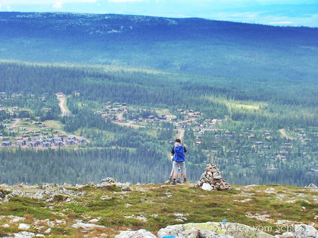Trysilfjell, Norwegen- neuesvomschloss