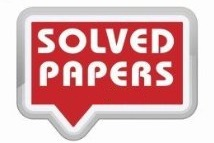 SSC GD Solved Paper pdf