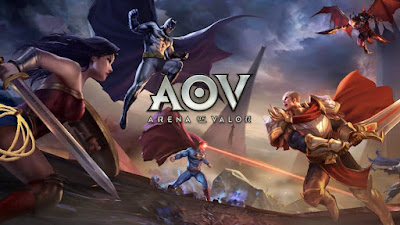 Cara Mengatasi Lag Arena Of Valor (AOV) di iPhone