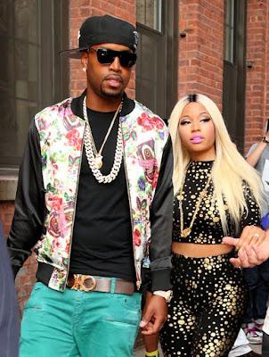RANTS: Safaree Dhades Ex Nicki Minaj, And She Fires Back