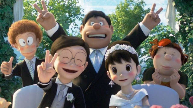 Download Film Stand by Me 2 Doraemon Full Movie