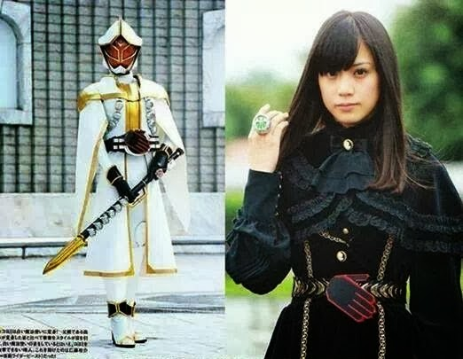 The center of anime and toku: Kamen Rider The Fateful ...