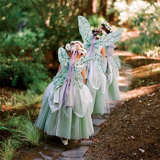 Marry2Love: Royal Fairy & Elf Theme Wedding Inspiration