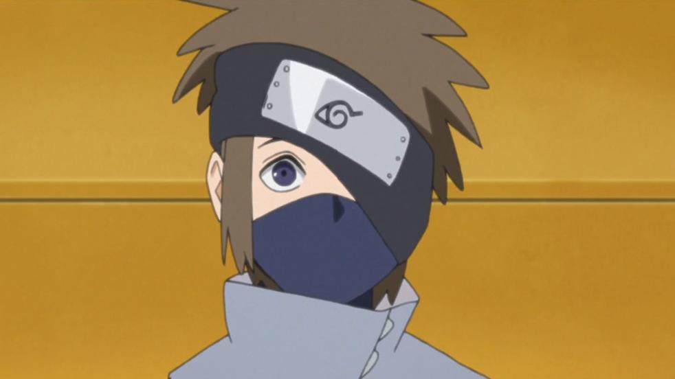 Ninja Mirip Kakashi, 4 Fakta Houki Taketori