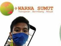 Rizky Zulianda Pendiri Umum WARNA SUMUT Mengecam Keras Pelaku Ledakan Bom di Depan Gereja Katheral Jalan Kartini Makassar