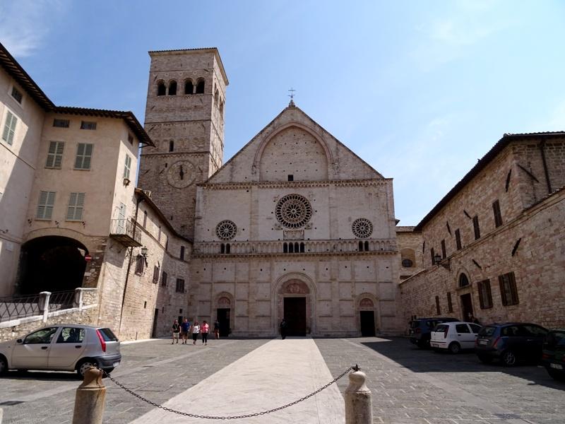 Catedral de São Rufino ou Catedral de Assis