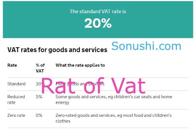 How is VAT calculated?
