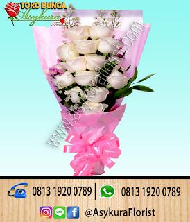 bunga tangan cikarang
