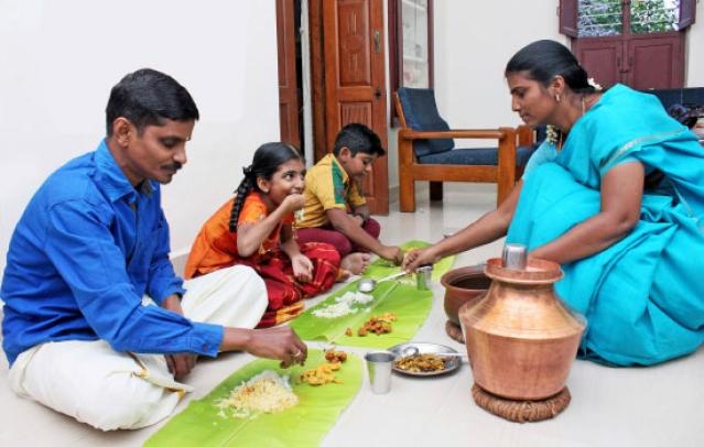 Tamil Family
