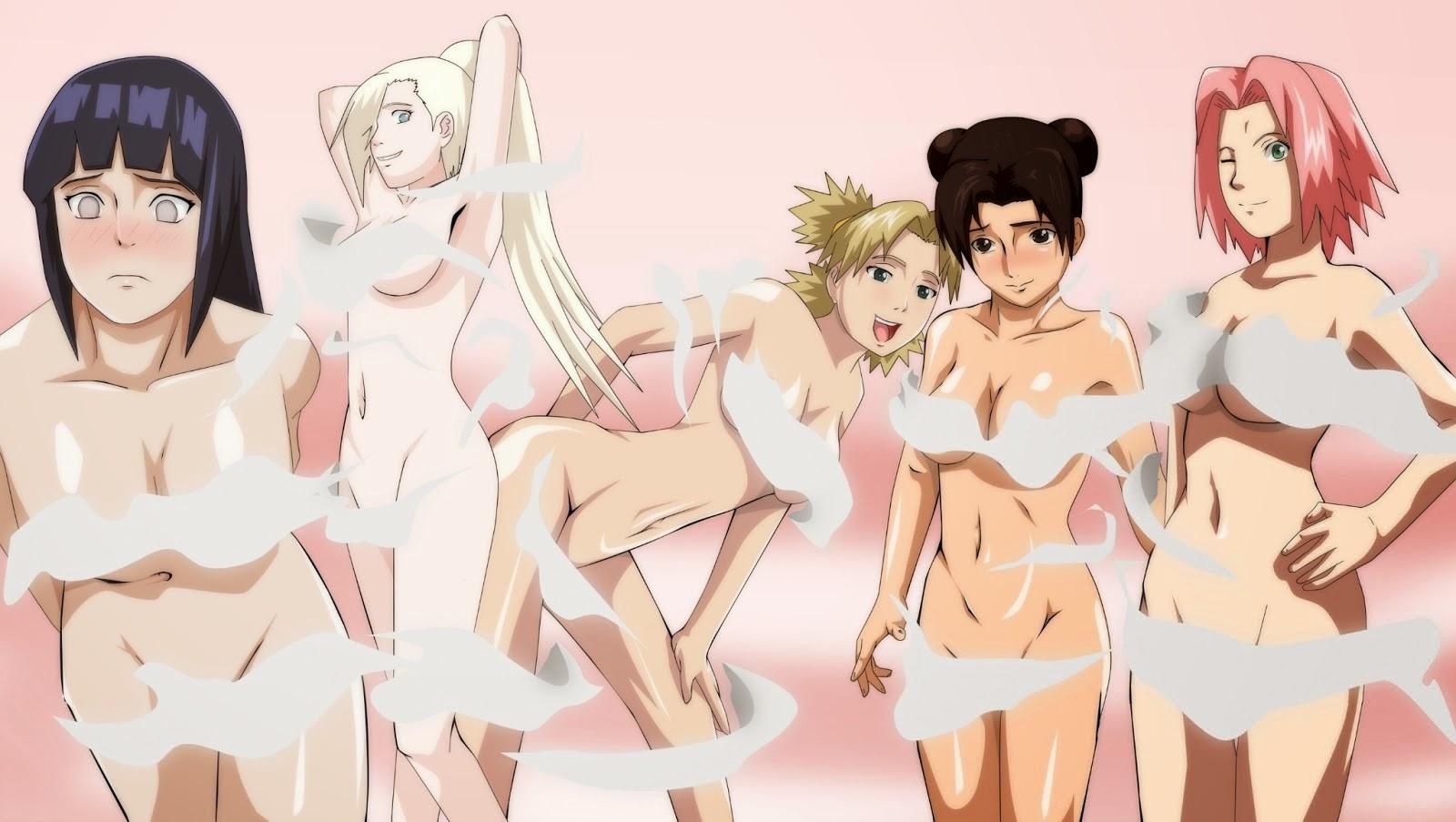 Naruto nackt tsunade Tsunade Hentai