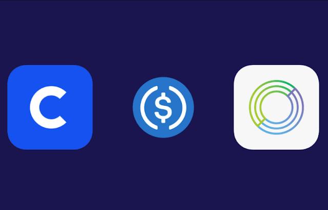 Kolaborasi Coinbase dan Circle