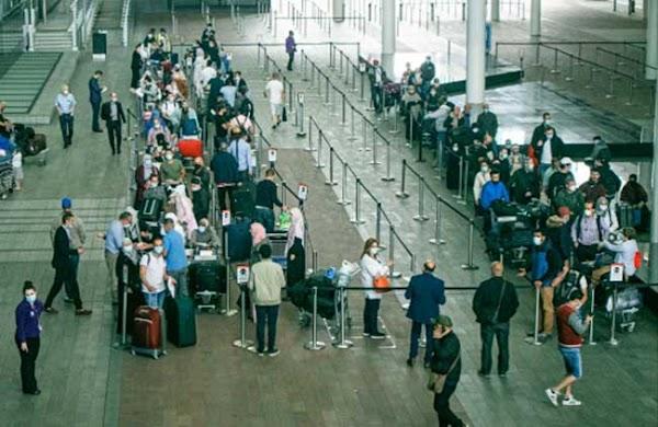 Turistas británicos desafían al gobierno y viajan a España de vacaciones